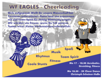 WFEagles Cheerleading