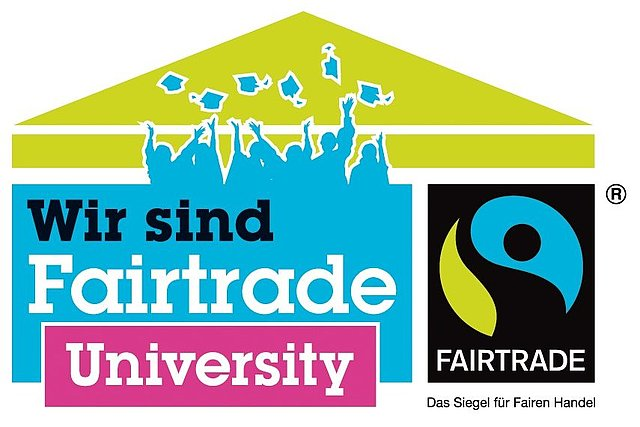 Logo Fairtrade University