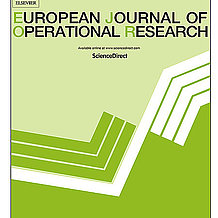 Cover des European Journal of Operations Research