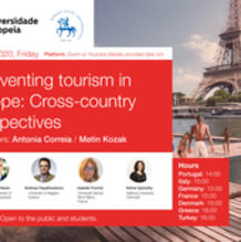 Reinventing tourism in Europe: Cross-country perspectives