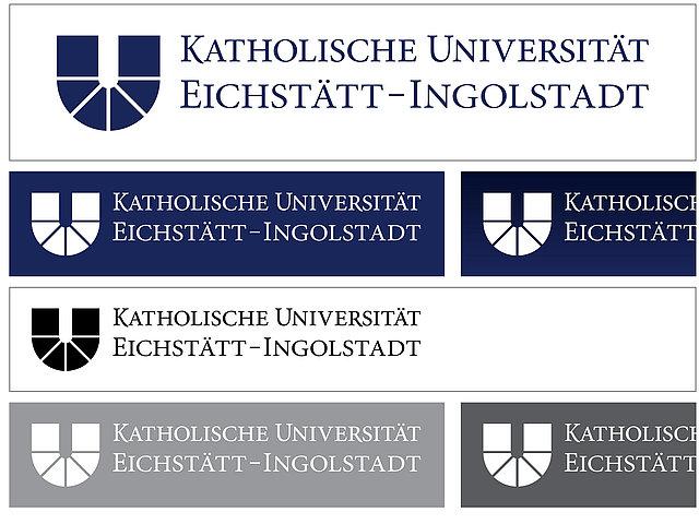 Logovarianten der KU